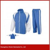 Buy cheap Latest Design Sports Track Suits 100% Polyester Mens Sport Tracksuit(T14) from wholesalers