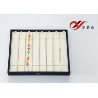 Buy cheap Professional Stackable Jewelry Trays For Drawers , High Grade Bracelet Display Trays from wholesalers
