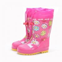 Buy cheap High Quality Rubber Rain Boot for Kids from wholesalers