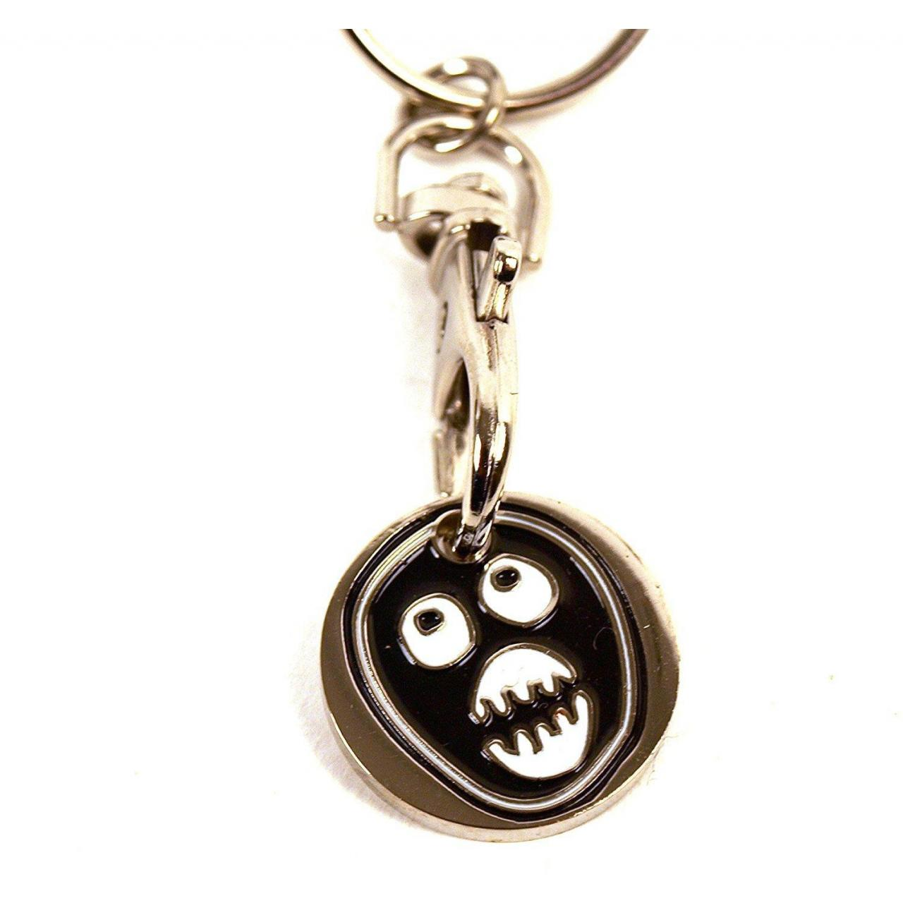 Buy cheap The Mighty Boosh - Trolley Coin Keyring from wholesalers