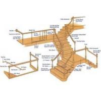 Buy cheap Stairs Components Stairs Stair Design Stair Components And Stair from wholesalers