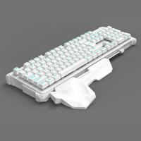 Buy cheap Cool LED lighting mechanical keyboard BK013 from wholesalers