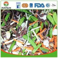 Buy cheap Individual Quick Freezing Organic Mixed Vegetables product
