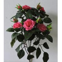 Buy cheap ARTIFICIAL FLOWER Rose Bush (B7018-2-LX) from wholesalers