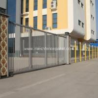 Buy cheap Industrial Aluminum Automation Sliding Gate from wholesalers