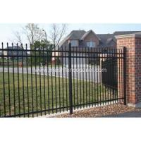 Buy cheap Black Aluminum Fencing with Spear Top from wholesalers