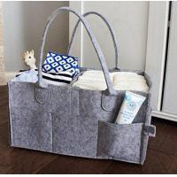 Buy cheap Felt Storage Basket Felt Nursery Storage Bin from wholesalers