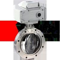 Buy cheap Electric vacuum butterfly valve from wholesalers