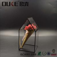 Buy cheap Custom Design Perspex Clear Small Acrylic Display Box For Flowers/Toys from wholesalers