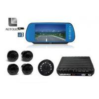 Buy cheap Universal 7 Inch TFT Rear View Mirror Reversing Camera System AL700 1 Year Warranty from wholesalers