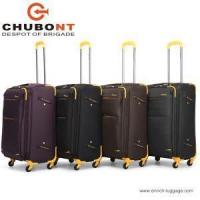 Buy cheap Customized Softsided Spinner Luggage 3 Piece High Quality Made in Guangdong Factory from wholesalers