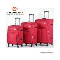Buy cheap Wheeled Softside EVA Carry on Luggage from Guangzhou Factory from wholesalers