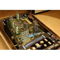 Buy cheap laser cut architectural models, building scale model maker in China from wholesalers