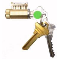 Buy cheap Extreme Challange 6-Pin Cutaway Practice Lock SC Keyway (Spool Drivers) from wholesalers