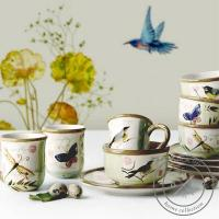 Buy cheap handmade tablewares hand painted tableware set from wholesalers