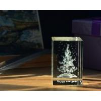 Buy cheap CRYSTAL CUBE Crystal Cube With Ch Item No.: SHC-028 from wholesalers