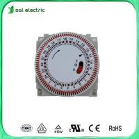 Buy cheap 24 hours mechanical timer TK01-C,TK04-B from wholesalers