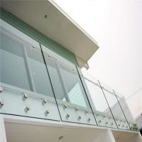 Buy cheap Railing Prefab Stainless Steel Standoff for Balcony Steel Grill Designs PR-B63 from wholesalers