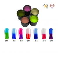 Buy cheap Thermo Color Changing Gel Factory Thermo Color Changing Nail Gel from wholesalers