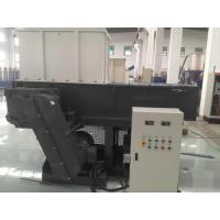 Single Shaft Shredder for hard plastics and lumps