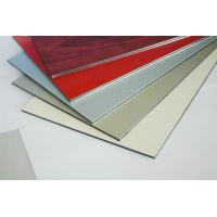 Buy cheap Gold Mirror Finished Fireproofing Aluminium Composite Panel from wholesalers