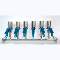 Buy cheap HPLC Consumables Manifolds Vacuum Filtration 6-branch from wholesalers