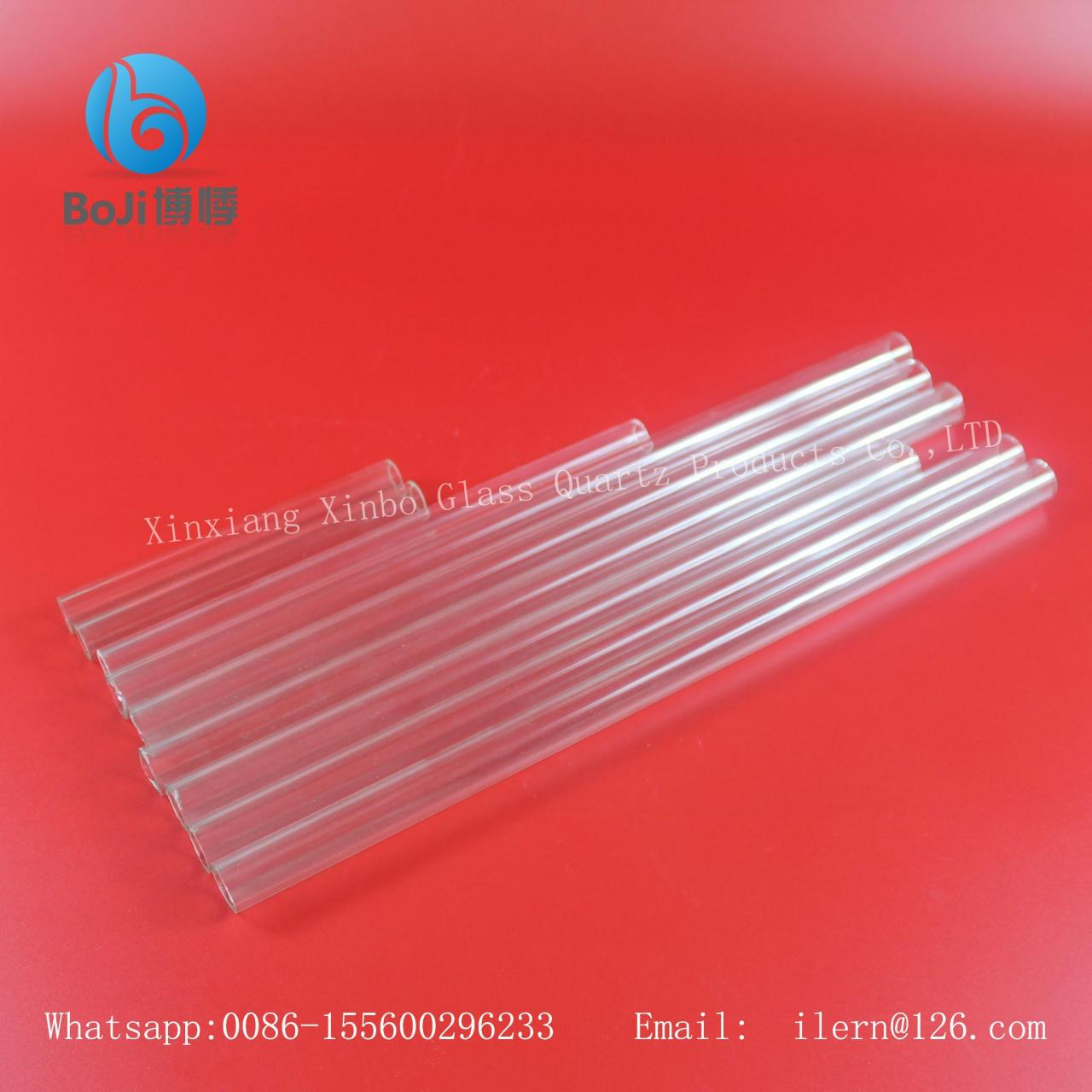 Buy cheap Pyrex glass blowing tubes boro material glass rods from wholesalers