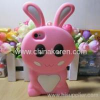 Buy cheap silicone mobile phone cover WPLI-SPC-009 from wholesalers