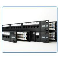 Buy cheap 110-TYPE RACK MOUNT PATCH PANELS from wholesalers
