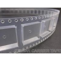 Buy cheap 2101 PS Non-Antistatic Transparent Carrier Tape - Special Pocket Series from wholesalers