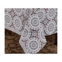 Buy cheap Vinyl Decorative Crochet Long Lace from wholesalers