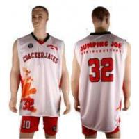 Buy cheap Reversible basketball Jerseys Basketball uniforms from wholesalers