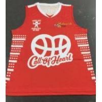 Buy cheap Sublimated basketball uniforms from wholesalers
