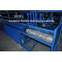 Buy cheap Insulation flexible duct boxing machine from wholesalers