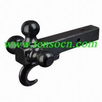 Buy cheap Aluminium L Track Triple hitch ball mount with hook-TSTP102A from wholesalers