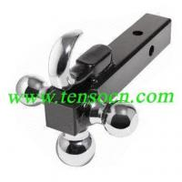 Buy cheap Aluminium L Track Triple hitch ball mount with hook-TSTP102 from wholesalers