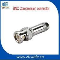 Buy cheap Products BNC compression connector from wholesalers