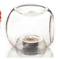 Buy cheap Oil burner & glass candle holder from wholesalers