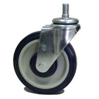 Buy cheap Stem Swivel Caster with 5 Inch Poly Wheel from wholesalers