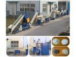 Buy cheap Waste Plastic PP, PE, PET Film Crushing and Washing Production Line from wholesalers