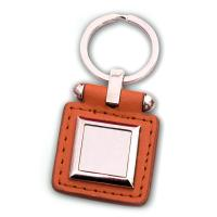 Buy cheap Wholesale custom leather keychain manufacturer from wholesalers