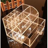 Buy cheap Acrylic Makeup-Organizer-with-Drawer from wholesalers
