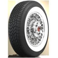 Buy cheap Tires Coker Classic | 2 1/2 Inch Whitewall | 215/75R15 from wholesalers