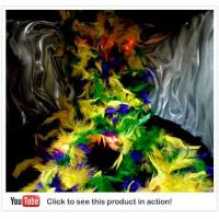 Buy cheap Light Up Feather Boas from wholesalers