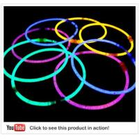 Buy cheap Glitter Glow Necklaces (25PK) 22 Item:GGN100 from wholesalers