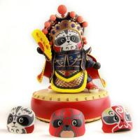 Buy cheap Chinese Art--Resin figurine with beijing opera masks from wholesalers