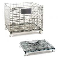 Buy cheap Wire Mesh Container B TYPE 1000x800x840mm from wholesalers