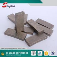 Buy cheap Diamond Segments 350-900mm product