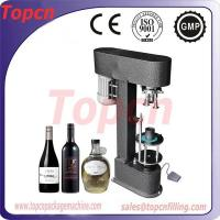 Buy cheap Wine Bottle Aluminium Cap Sealing Machine from wholesalers