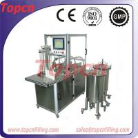 Buy cheap Double Color Filling Machine For Lip Gross Lip Oil from wholesalers